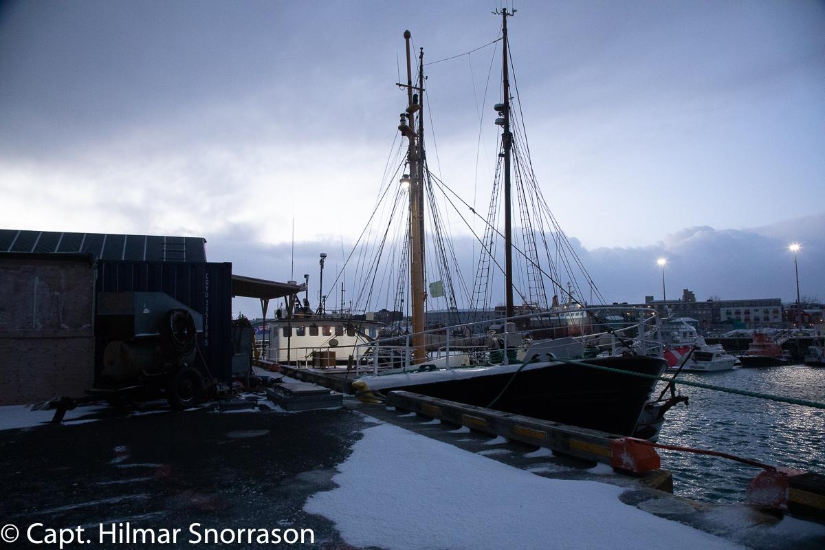Cape Race in Reykjavik